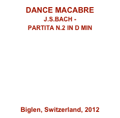 DANCE MACABRE