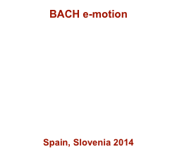 BACH e-motion